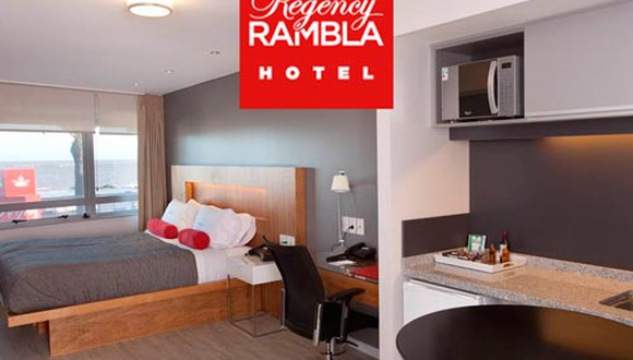 WINTER SALE 50% OFF Regency Rambla Design Apart Hotel - Montevideo