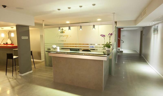 Tour virtual Regency Rambla Design Apart Hotel Montevideo