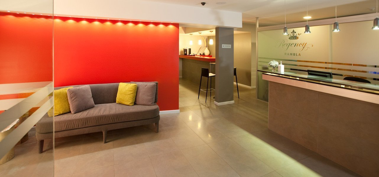 Regency Rambla Design Apart Hotel - Montevideo - Home